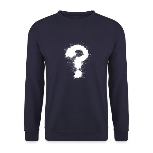 Fragezeichen - Unisex Pullover
