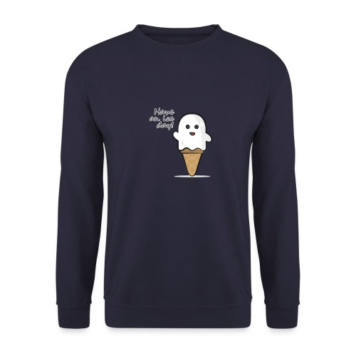 Have an ice day! - Männer Pullover
