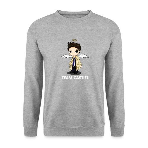 Team Castiel (dark) - Unisex Sweatshirt