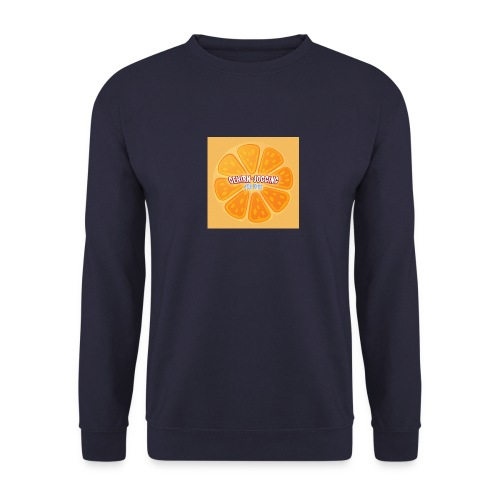 orangetextur - Männer Pullover