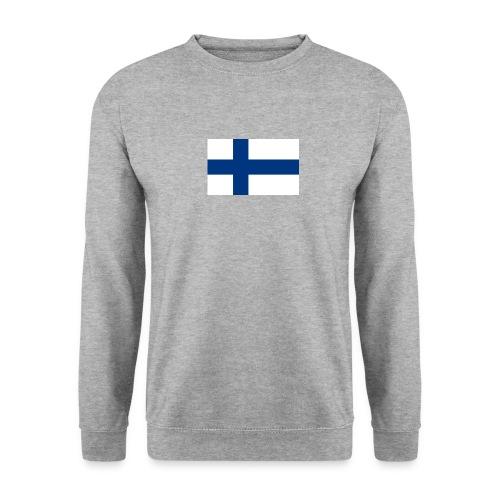 800pxflag of finlandsvg - Unisex svetaripaita