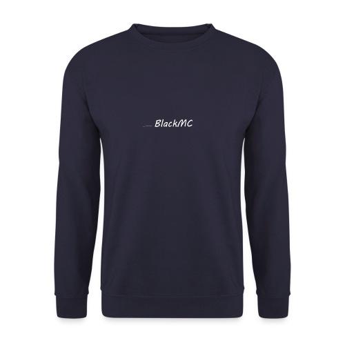 Schriftzug - Männer Pullover