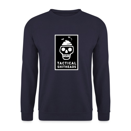 Tacshit Shitheadskull - Unisex Pullover
