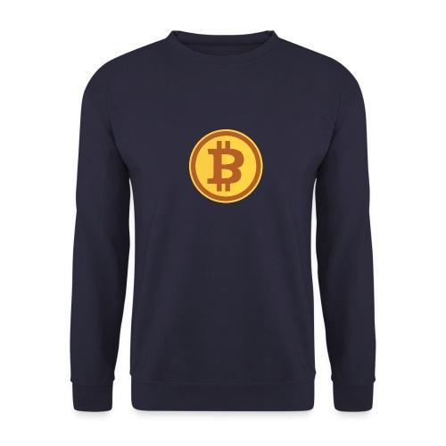 Bitcoin - Männer Pullover
