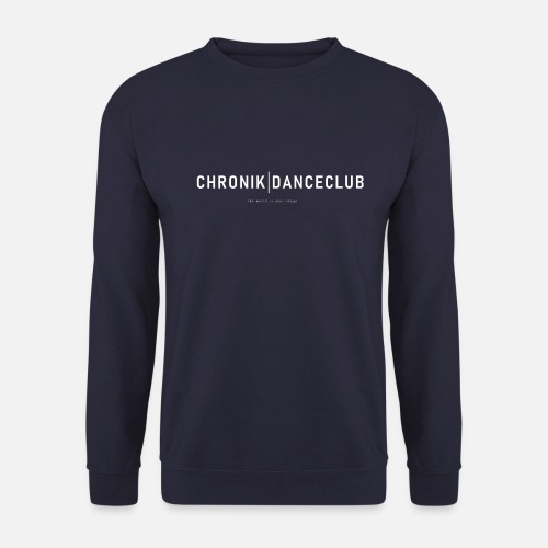 Chronik | Danceclub Motto Edition - Männer Pullover