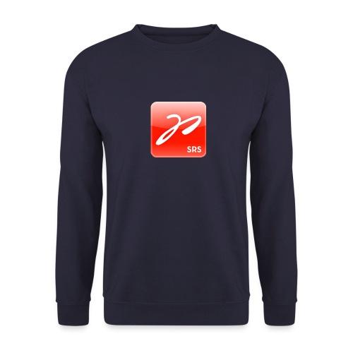 test2 logo farbig orig - Männer Pullover