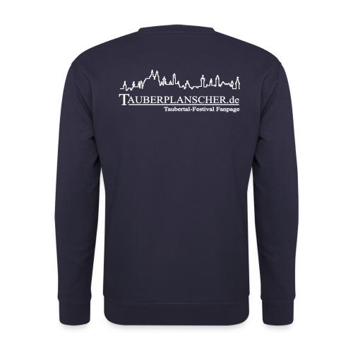 tauberplanscher logo 2c 300x110 - Unisex Pullover