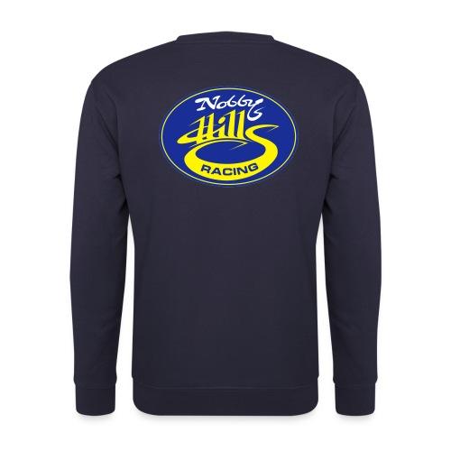 nobbyhillsracinglogo - Men's Sweatshirt