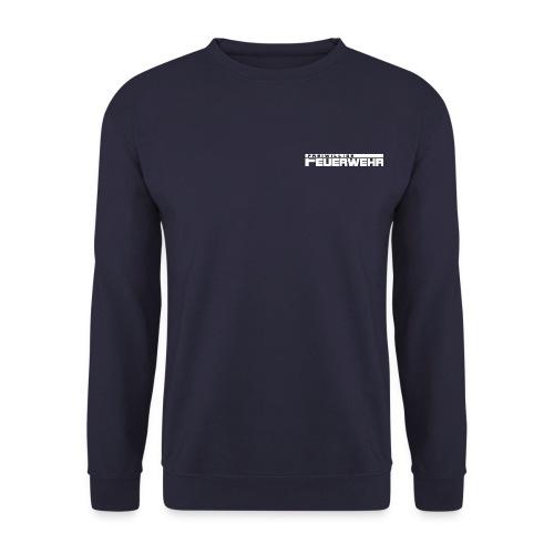 Freiwillige Feuerwehr Schriftzug - Männer Pullover