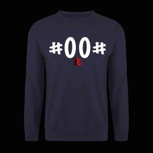 n° de série #00# Blanc - Sweat-shirt Homme