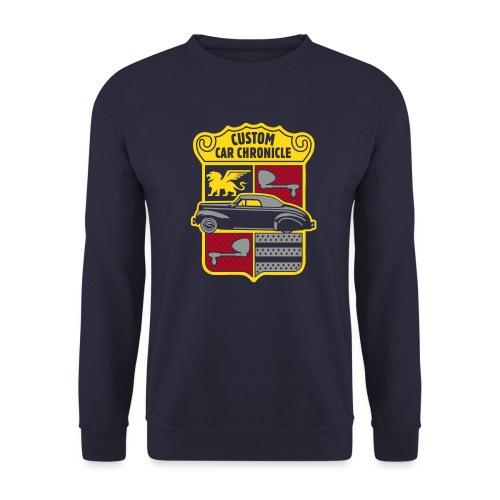 CCC Crest dark DEF - Unisex Sweatshirt