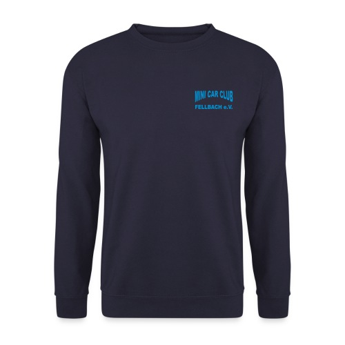 ruecken - Männer Pullover