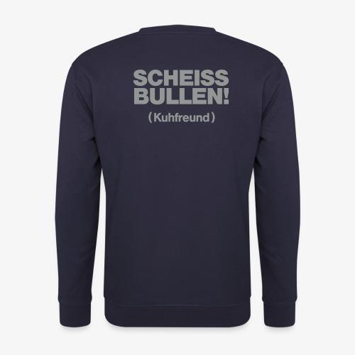 Kuhfreund - Männer Pullover