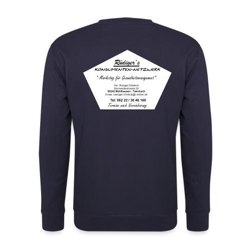 Händlerschild - Männer Pullover