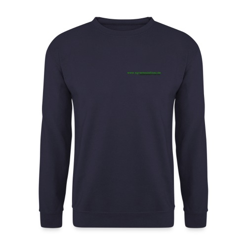 schriftzug trans - Unisex Pullover
