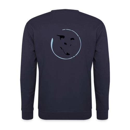 Whippet Virgule cercle - Sweat-shirt Unisexe