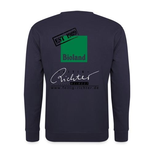 bioland 2012 v2 shirt - Männer Pullover