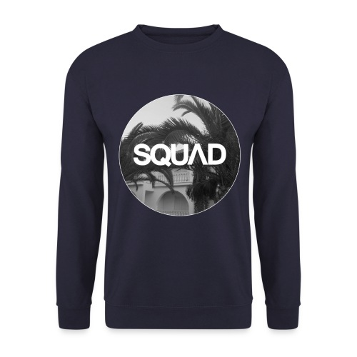 Palmboomrond - Unisex sweater