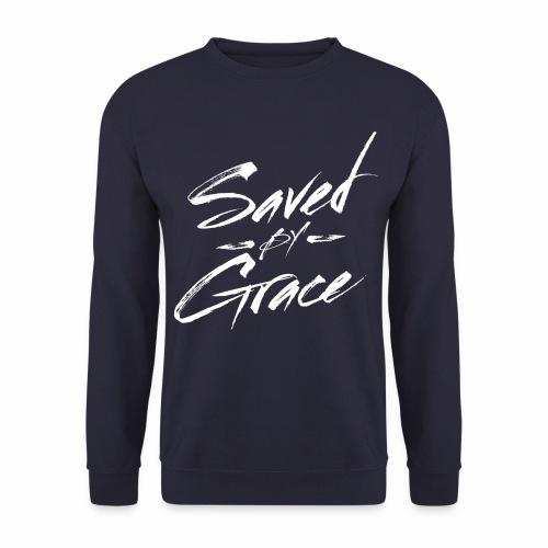saved by grace - Unisex Sweatshirt