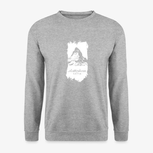 Matterhorn - Cervino - Unisex Sweatshirt