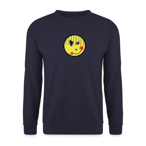 Smile ver rückt - Unisex Pullover