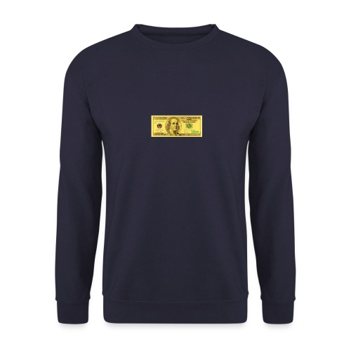 Luksus Dollar Tegn Box. - Unisex sweater