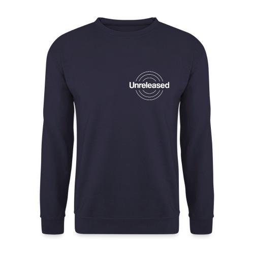 unreleased white - Sweat-shirt Unisexe
