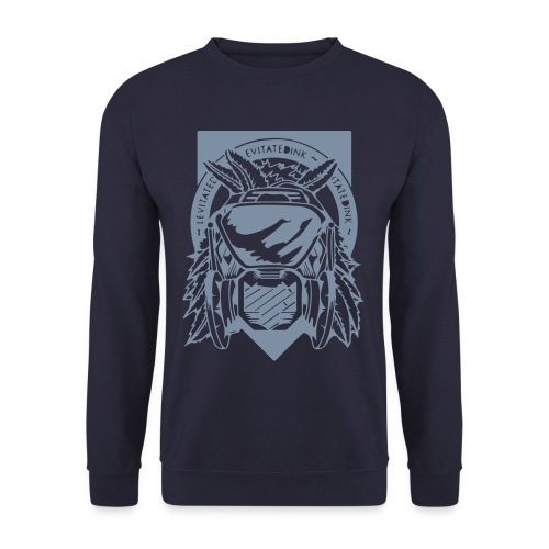 Apache Levitated Mask - Unisex Sweatshirt