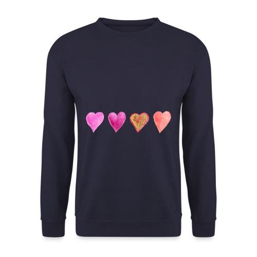 Herzen - Unisex Pullover