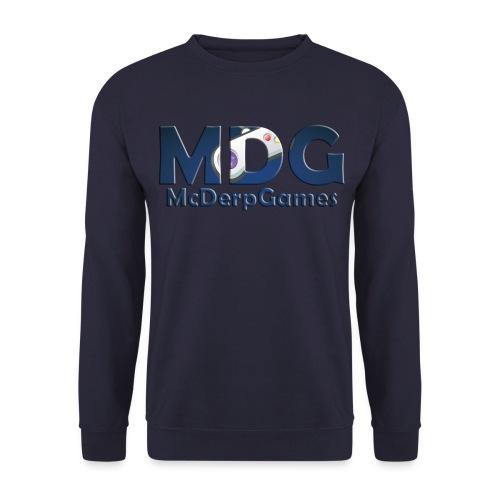MDG McDerpGames - Unisex sweater