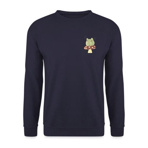 Sitting froggie - Sudadera unisex