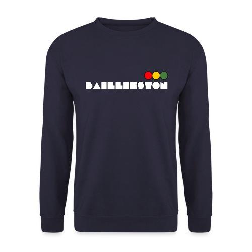baillieston white - Unisex Sweatshirt