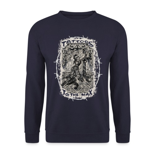 Punk Rock Of Ages Tattoos to the Max - Unisex Pullover