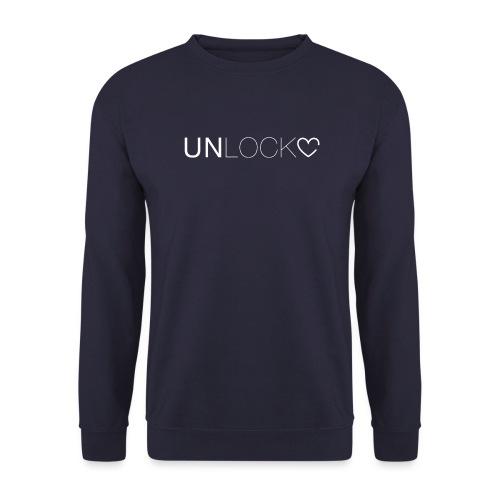 Unlock - Felpa unisex