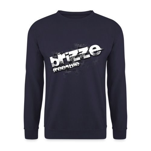 Brizze Freestyle on wall - Unisex sweater