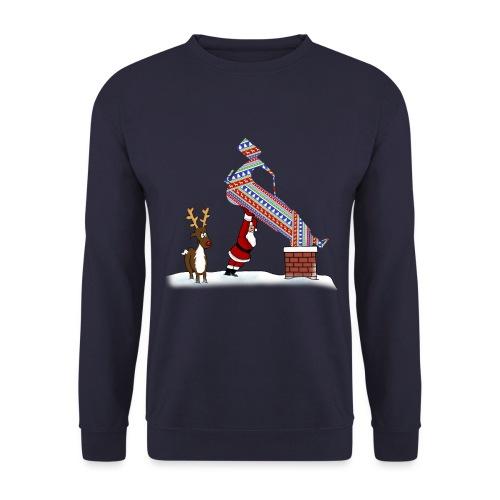 Superstox Stock Car Christmas Delivery - Unisex Sweatshirt