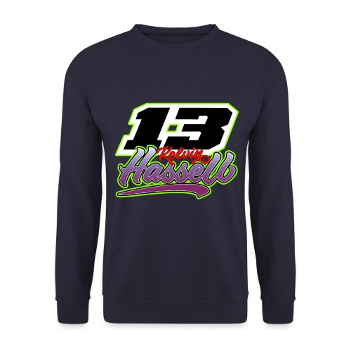 13 Kelvin Hassell 2021 name & number - Unisex Sweatshirt