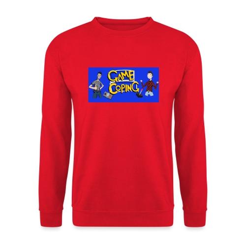 Game Coping Happy Banner - Unisex Sweatshirt