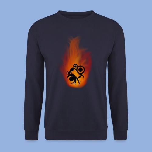 Should I stay or should I go Fire - Sweat-shirt Unisexe