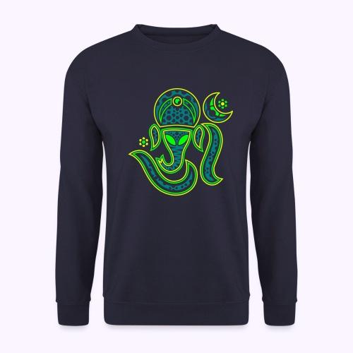 Aum Ganesha 3 Color - Unisex Sweatshirt