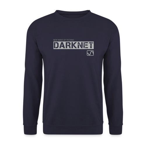 brand darknet silver - Unisex Sweatshirt