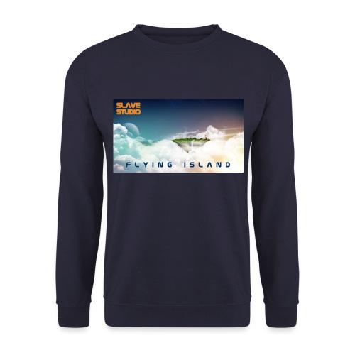 flying island - Felpa unisex