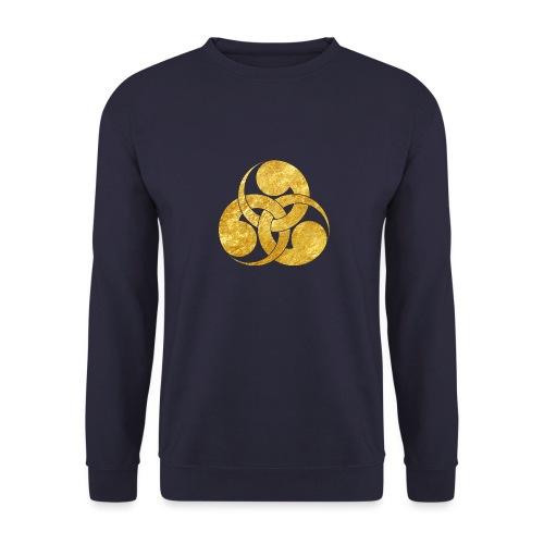 Tadpole Mon Japanese samurai clan - Unisex Sweatshirt
