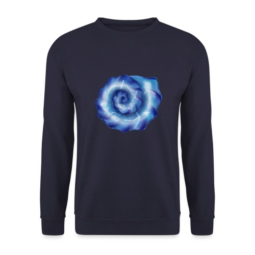 Galaktische Spiralenmuschel! - Unisex Pullover
