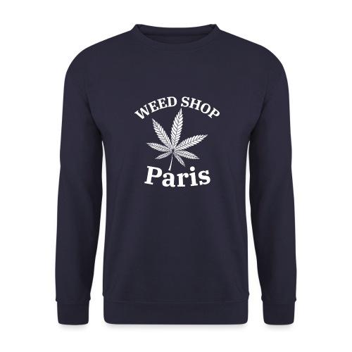weed shop - Sweat-shirt Unisexe