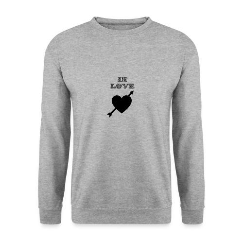 I'm In Love - Felpa unisex