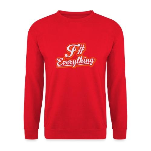 F# Everything - Unisex Sweatshirt
