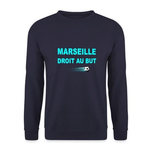 MARSEILLE DROIT AU BUT - Sweat-shirt Unisexe