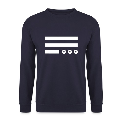 The Day He Is Out Of Office Flag - Unisex Pullover