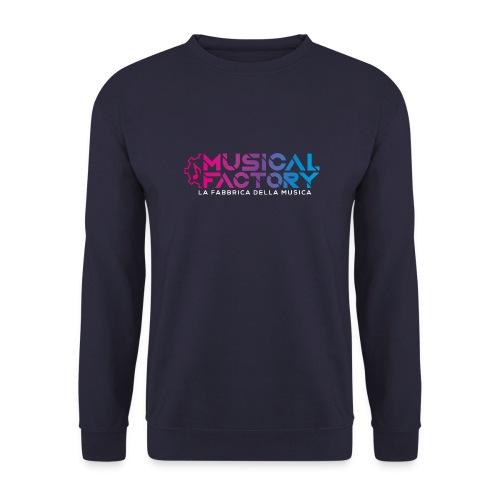Musical Factory Sign - Felpa unisex